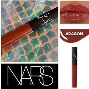 NWOB - NARS Lip Gloss - ARAGON
